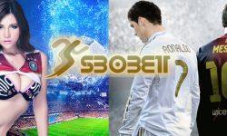 Sbobet เว็บแทงบอลออนไลน์บนมือถือ ตามกระแสฟุตบอลโลก 2018